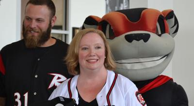 2017 Flying Squirrels VIP Experience Contest Winner