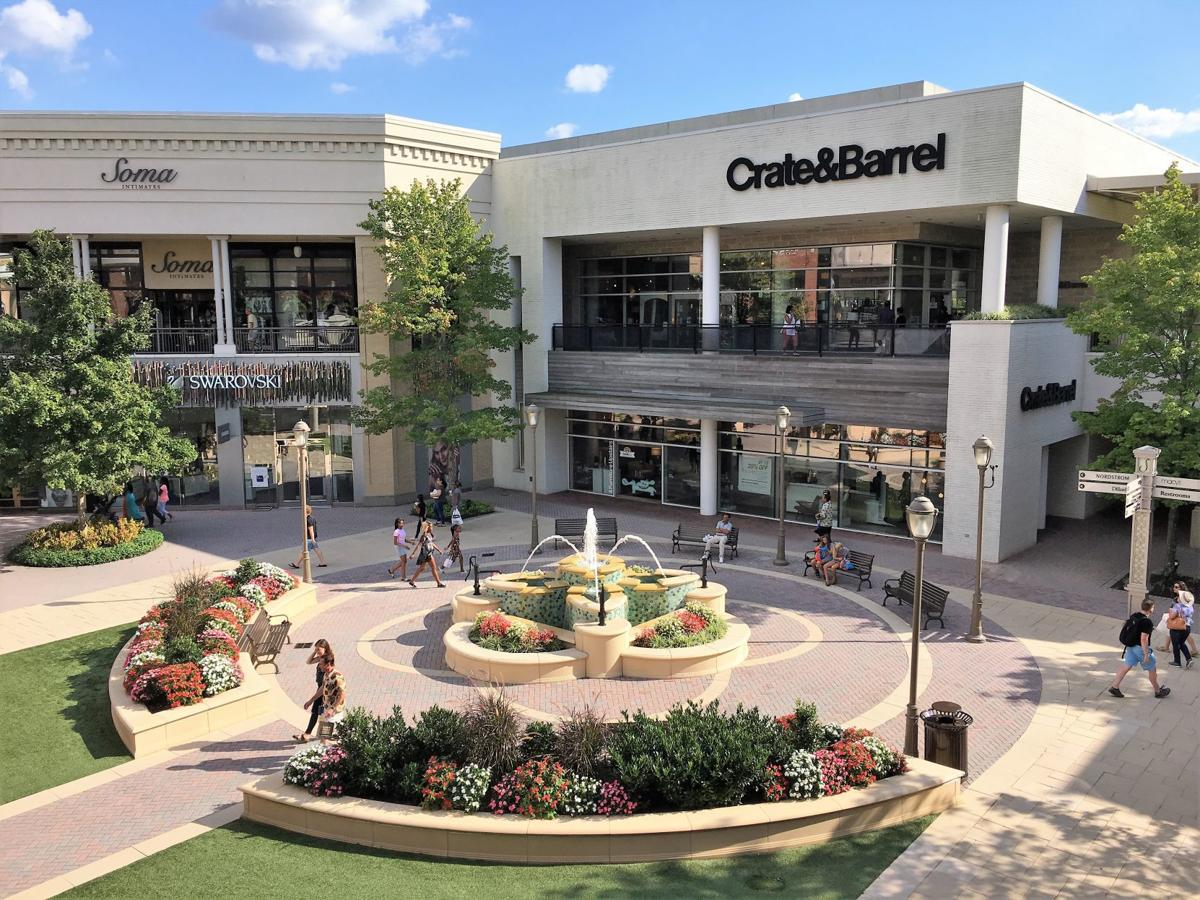 Short Pump Town Center And Stony Point Fashion Park After 15 Years
