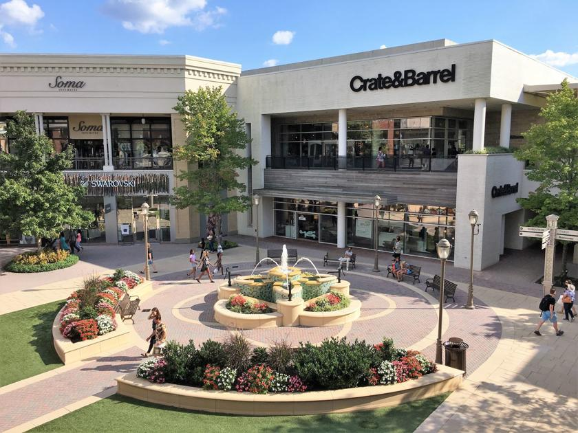Short Pump Town Center And Stony Point Fashion Park After