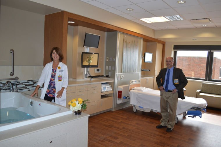 Vcu Medical Center Previews 23m Labor And Delivery Unit