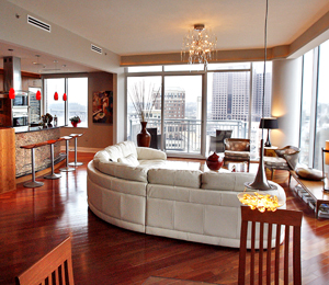 Discover the height of creativity in urban living on this loft tour