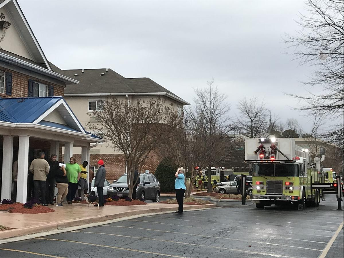 One person injured in Henrico hotel fire | Crime, Police & Fire ...