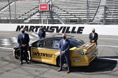 Martinsville Speedway Anouncement