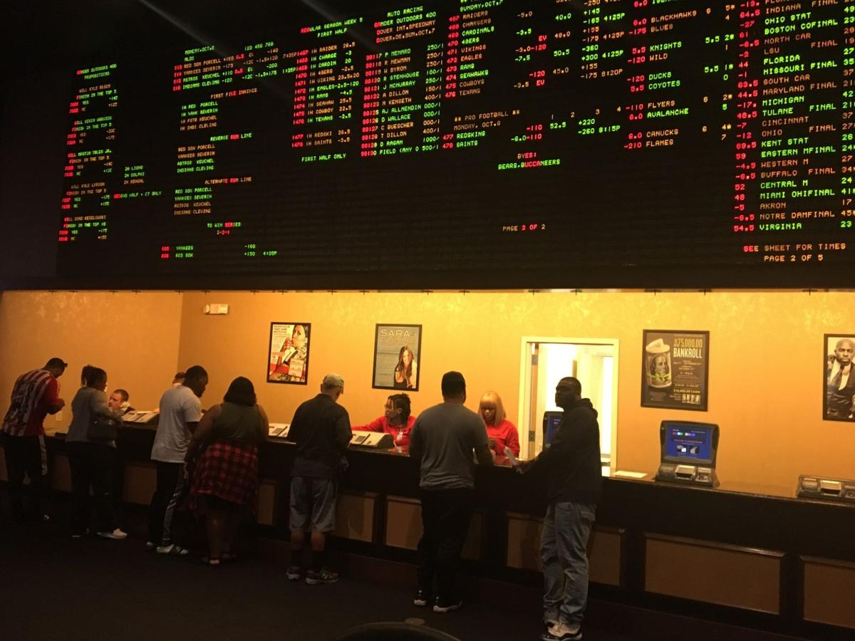 legal sports betting richmond va