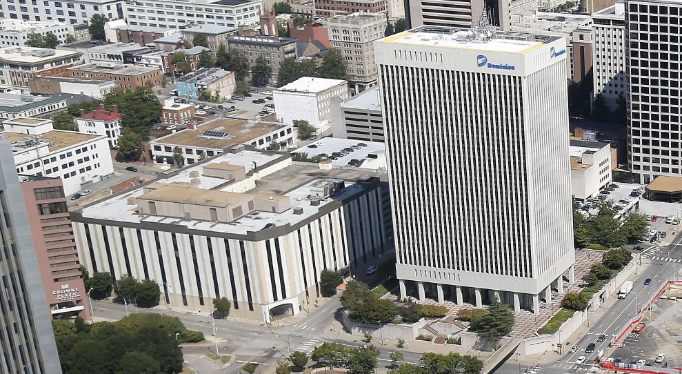 Dominion Plans To Build 20 Story Office Tower In Downtown