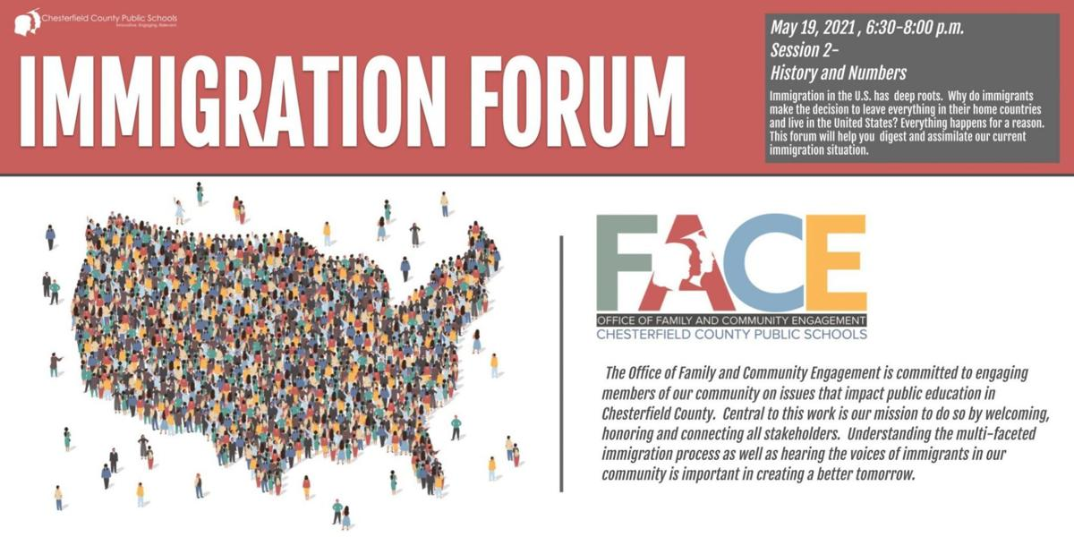 Chesterfield Immigration Forum