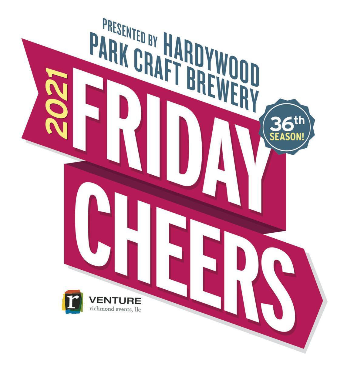 FridayCheers2021 logo HARDYWOOD