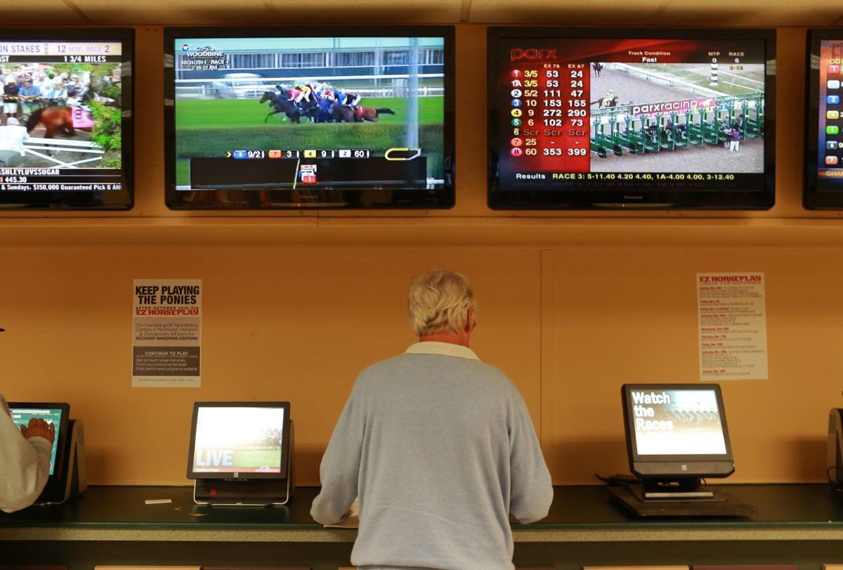 Virginia off track betting locations e w betting calculator football