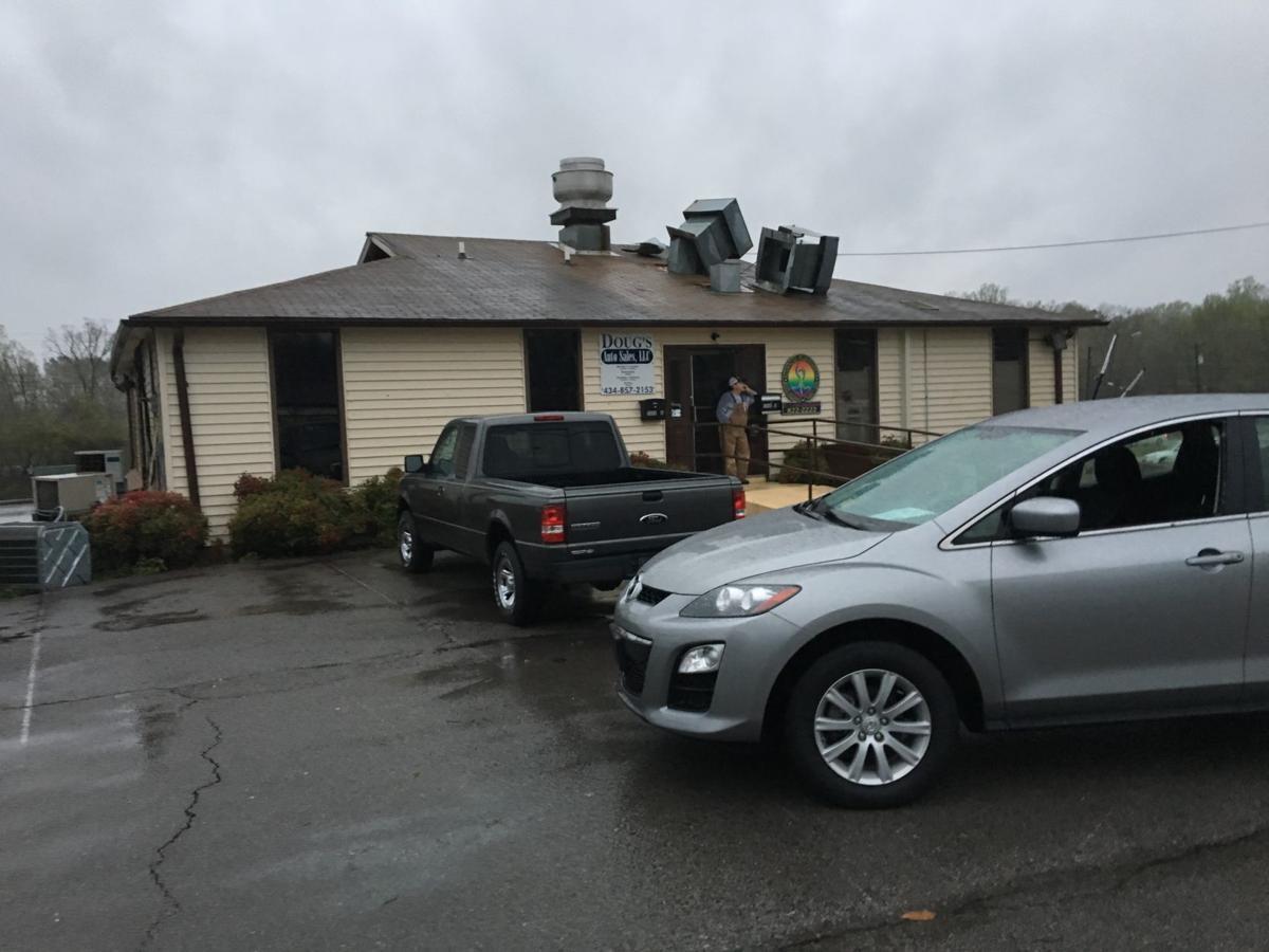Severe storm damage in Lynchburg area; weather service calls storm 'tornadic' | Weather | richmond.com