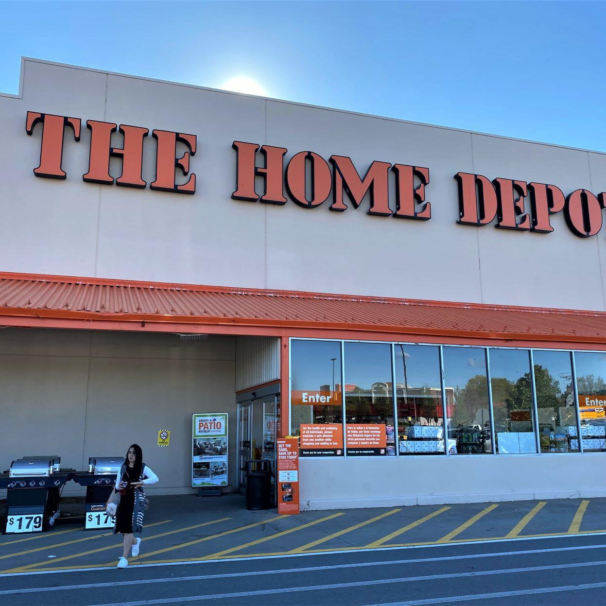 Home Depot Costco Limiting Number Of Customers In Stores Home Depot Walmart To Check Workers For Fevers Business News Richmond Com