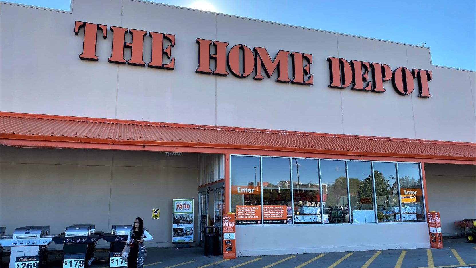 Home Depot, Costco limiting number of customers in stores; Home Depot,  Walmart to check workers for fevers | Business News | richmond.com
