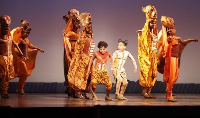 The Lion King Theater Review Entertainment Richmond Com