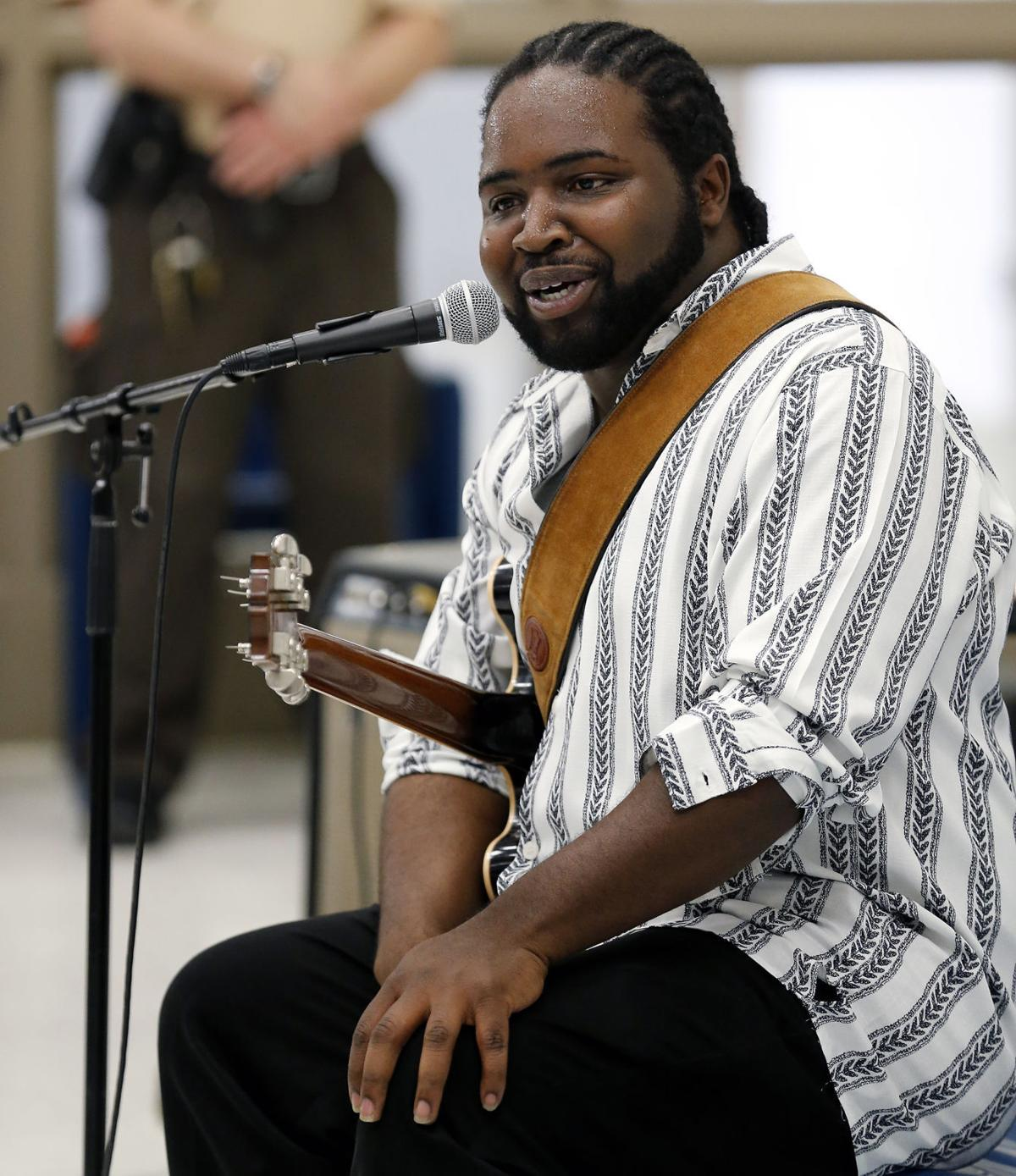 Musician Marquise Knox