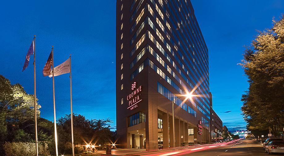 Crowne Plaza Hotel Downtown To Undergo Renovation Changing Name Delta By Marriott Local Richmond