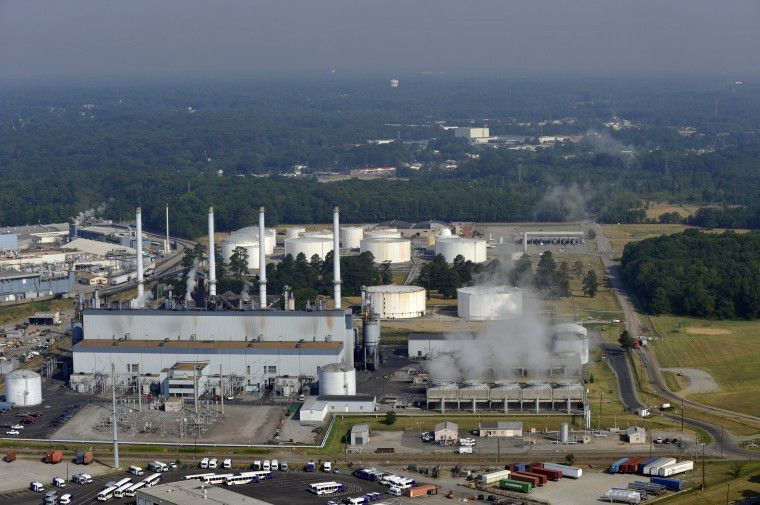 DuPont's Spruance plant in Chesterfield