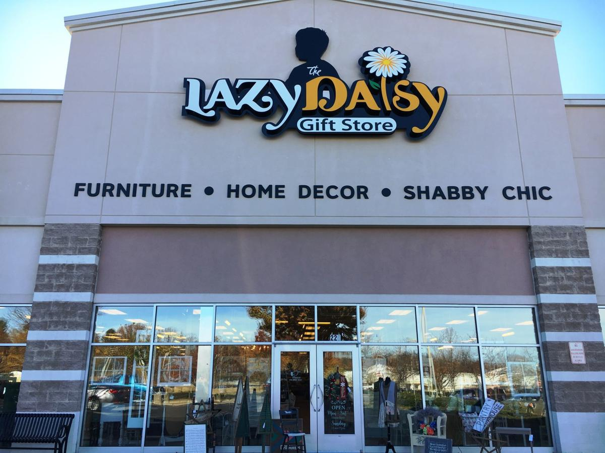 b2f9bcc8a8 The Lazy Daisy on Bell Creek Road in Mechanicsville is the fifth location  of the locally operated gift store.