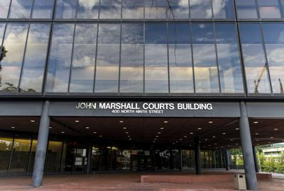 John Marshall Courts Building for a guardian project