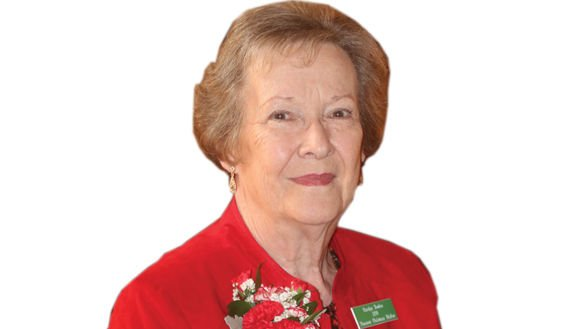 Carolyn Bowles is serving as the 2019 Hanover Christmas Mother