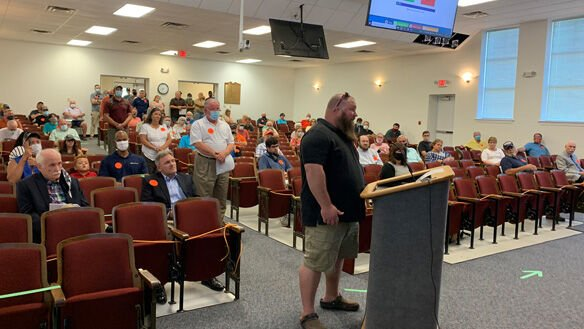Powhatan supervisors adopt resolution in support of 2nd Amendment