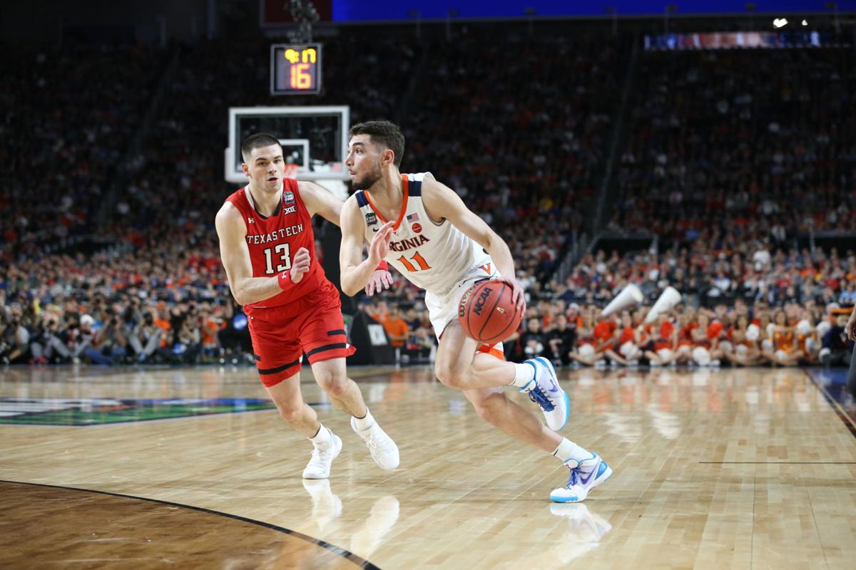 Jerome and UVA win national title