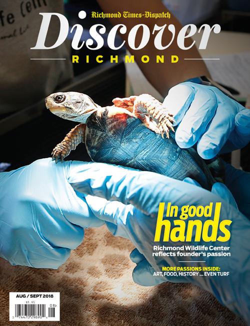 Discover Richmond - Aug/Sept 2018 Edition