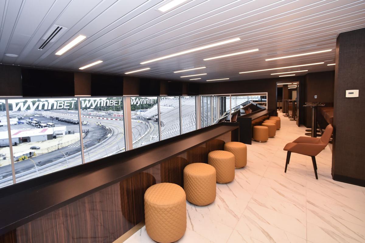 WynnBet Lounge at Richmond Raceway