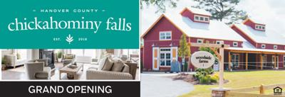 Chickahominy Falls: Grand Opening Today 01