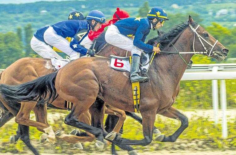 Flying Colors A History Of Racing Silks Richmond Com