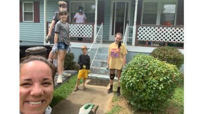 Powhatan family bonds with local senior