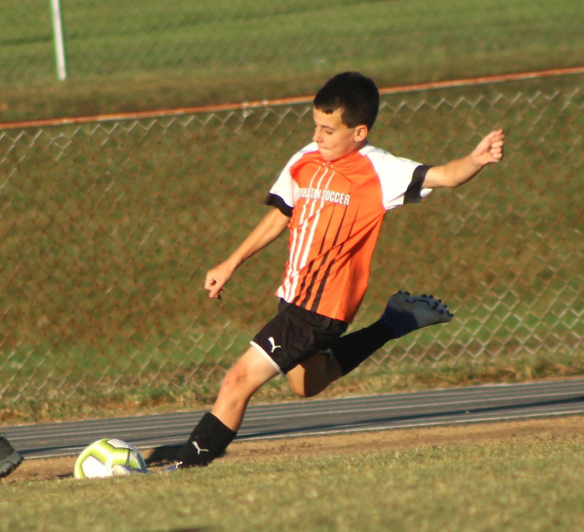 Middle School Soccer 2