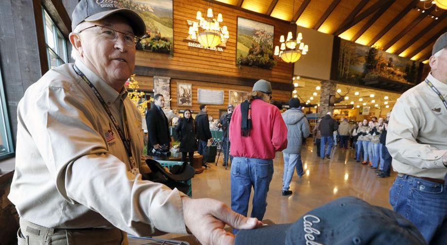 cabelas ceo has virginia roots saying new short pump store is in a great location local richmondcom