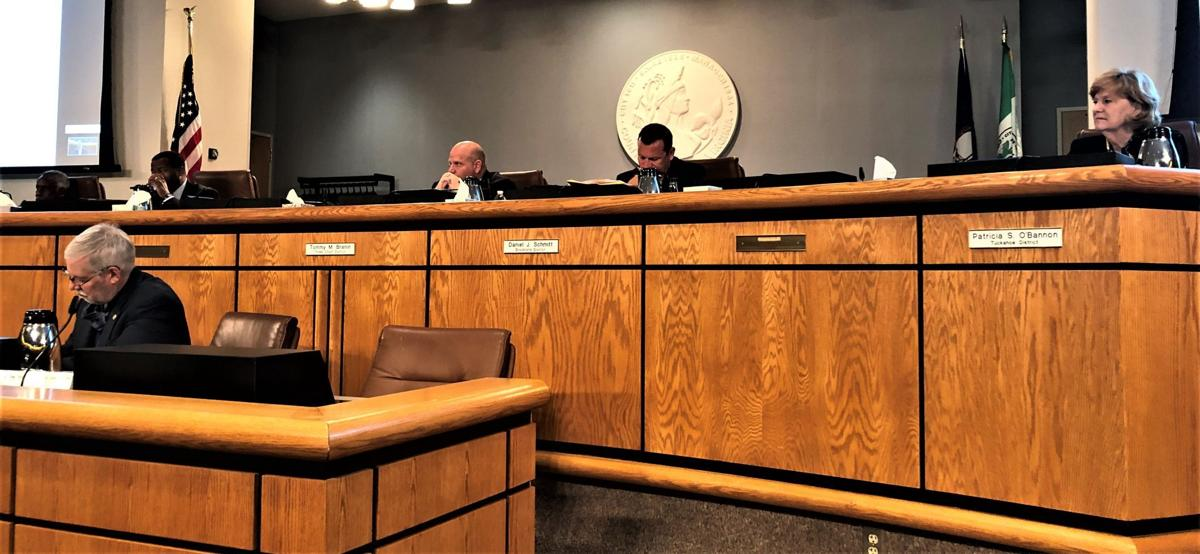 Henrico Board of Supervisors meeting