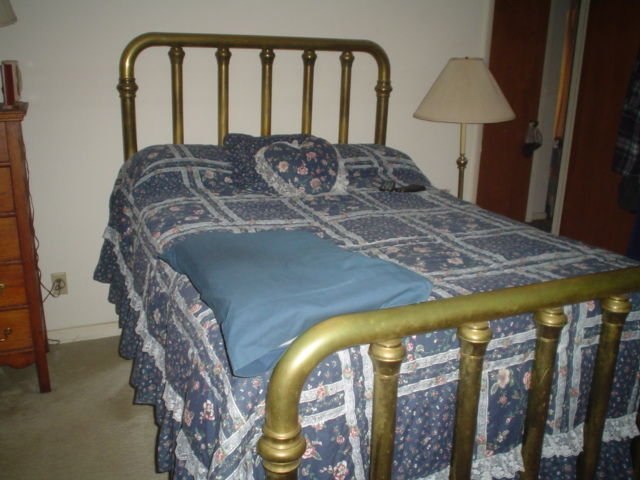 Picture of: What S It Worth Brass Bed Silver Spoons Richmond Com