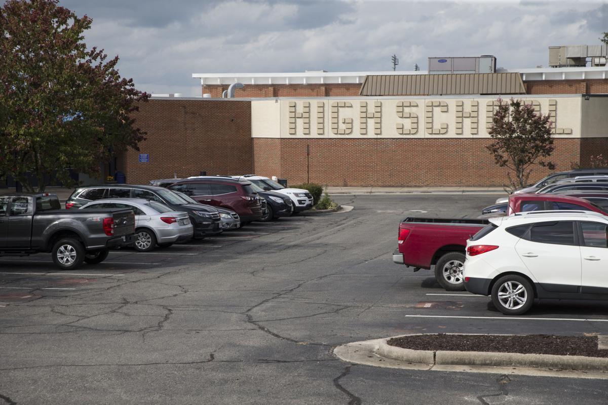 Lee Davis High School