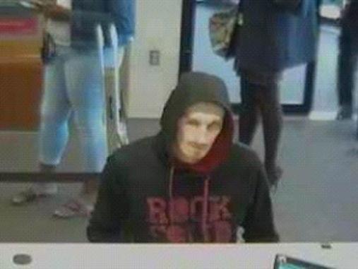 Henrico bank robbery suspect