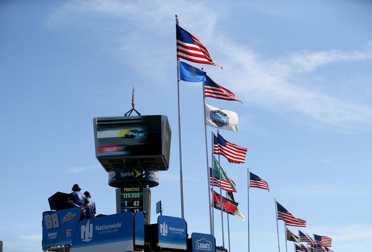 Rir Asks Nascar To Move Spring Race To Sunday Afternoon
