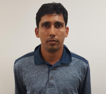 Harshadkumar Jadav, 33,