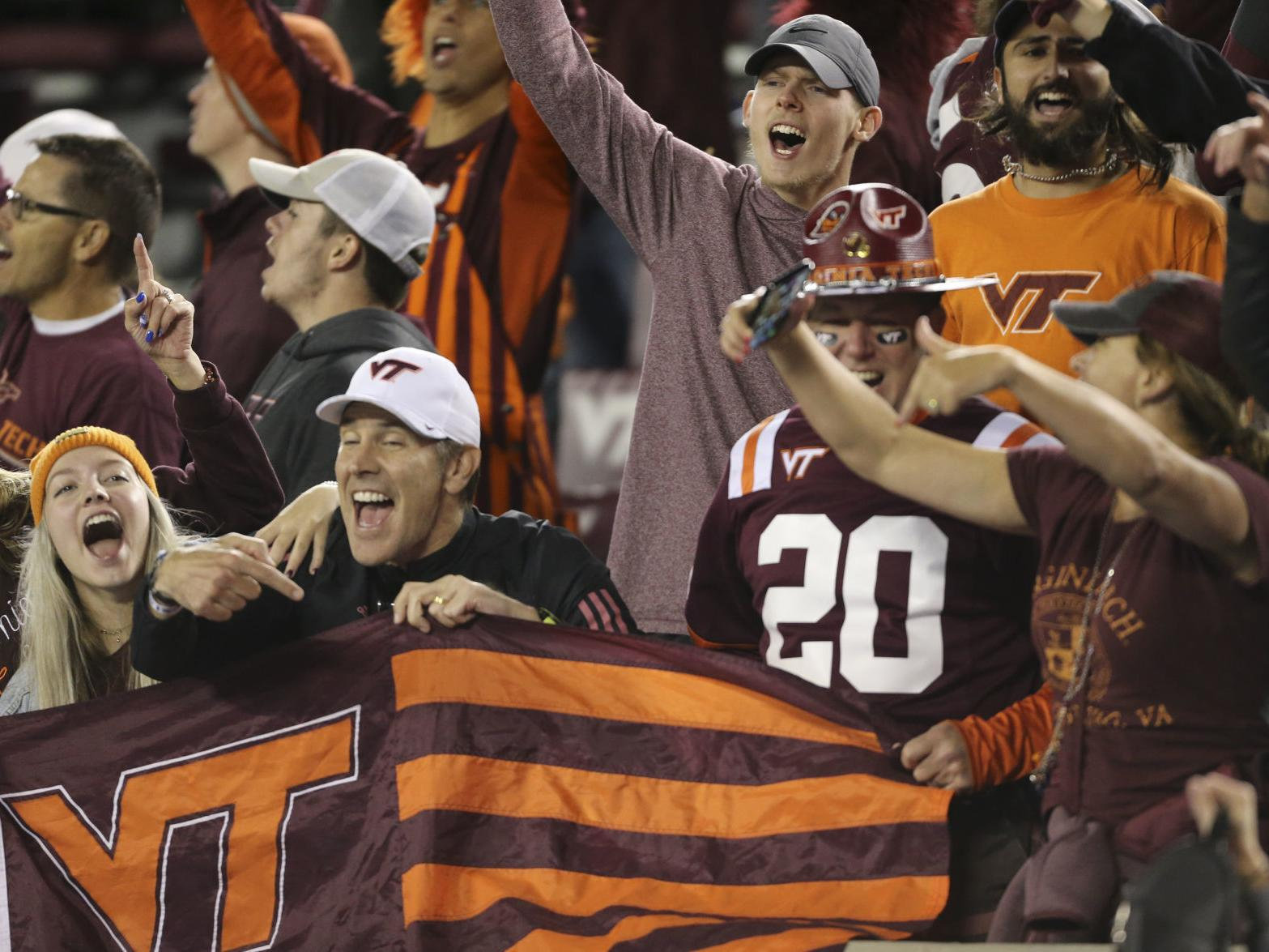 Virginia Tech Penn State Game Called Off Acc Considering Only Playing Conference Games Virginia Tech Richmond Com