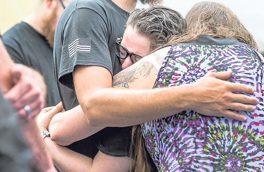 Virginia Beach mass shooting Prayer Vigil