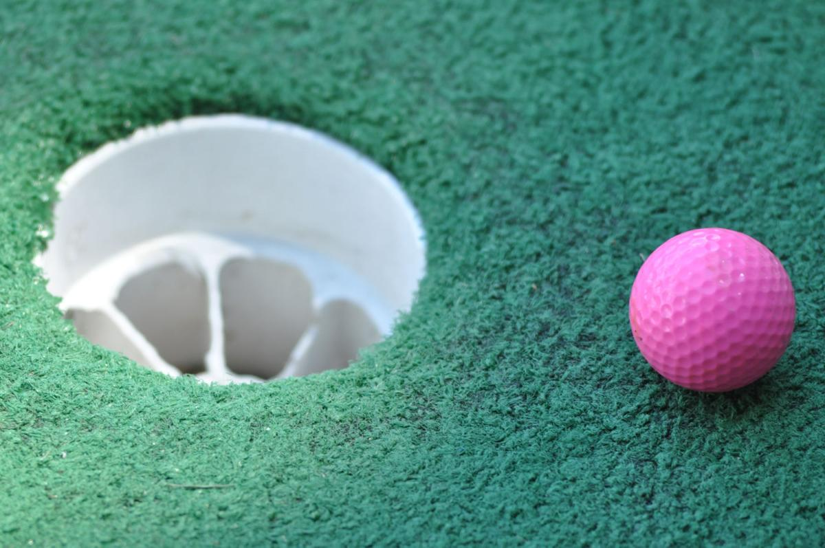 Miniature golf courses around Richmond offer a fun way to