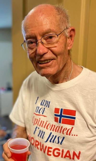 Wrolf Gilbertson Obit Photo Norwegian Shirt Cropped