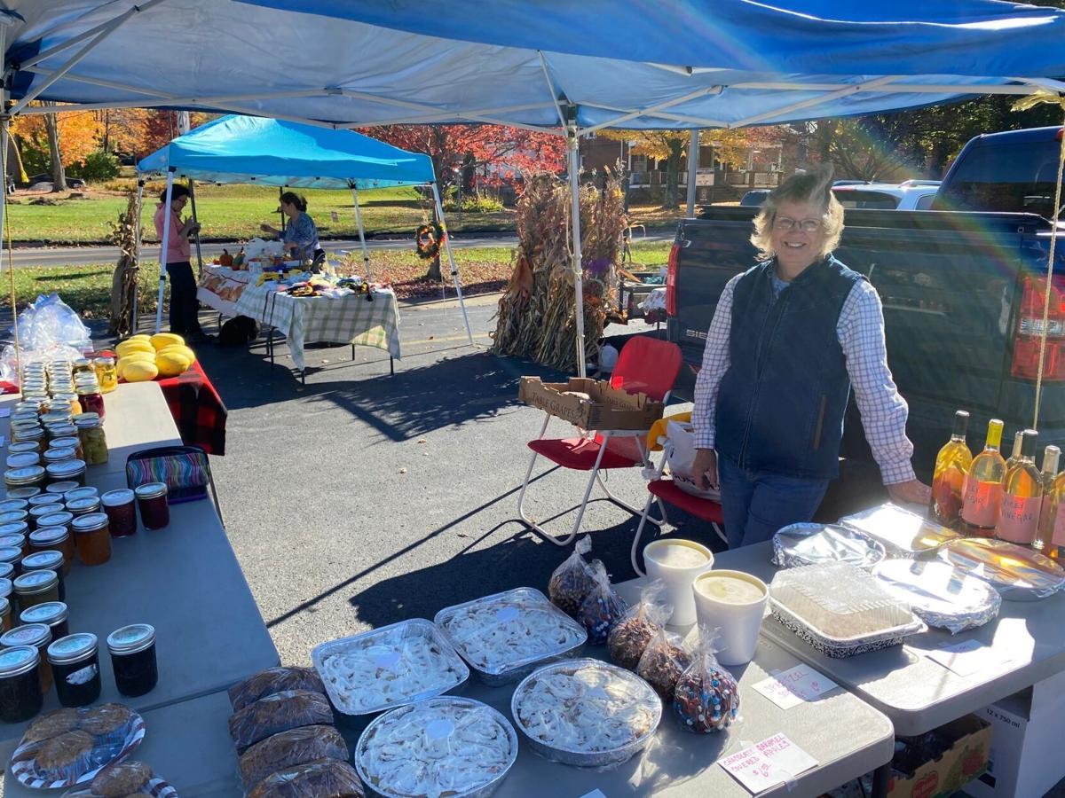 Ridgway Farmers Market Fall 2020