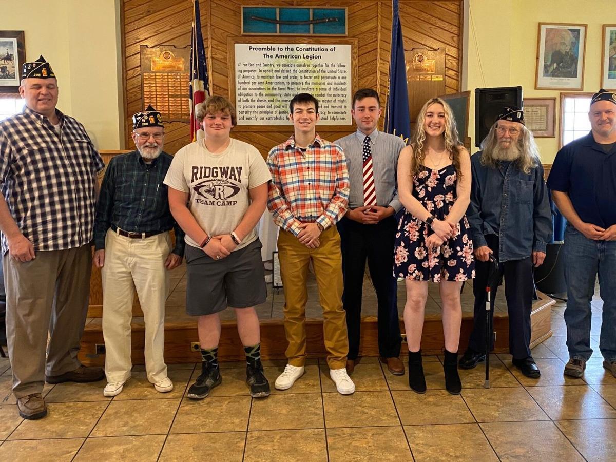 RASD Graduates Legion 5-16-21 1