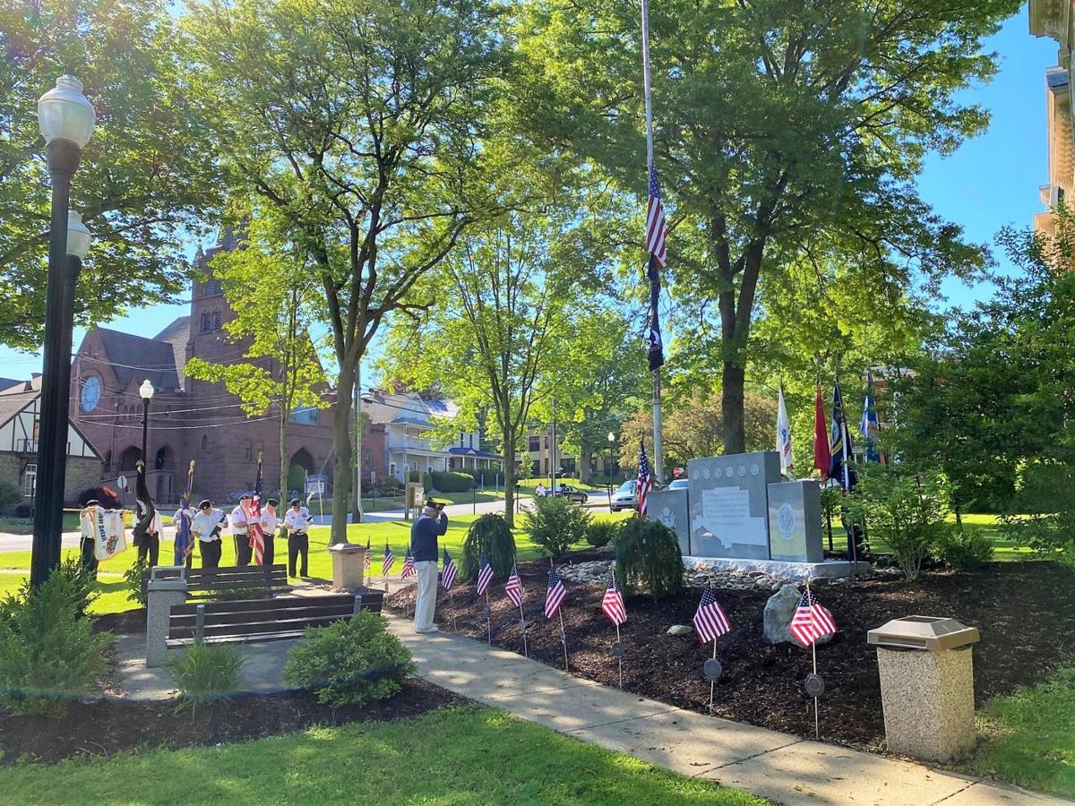 Ridgway Memorial Day 1