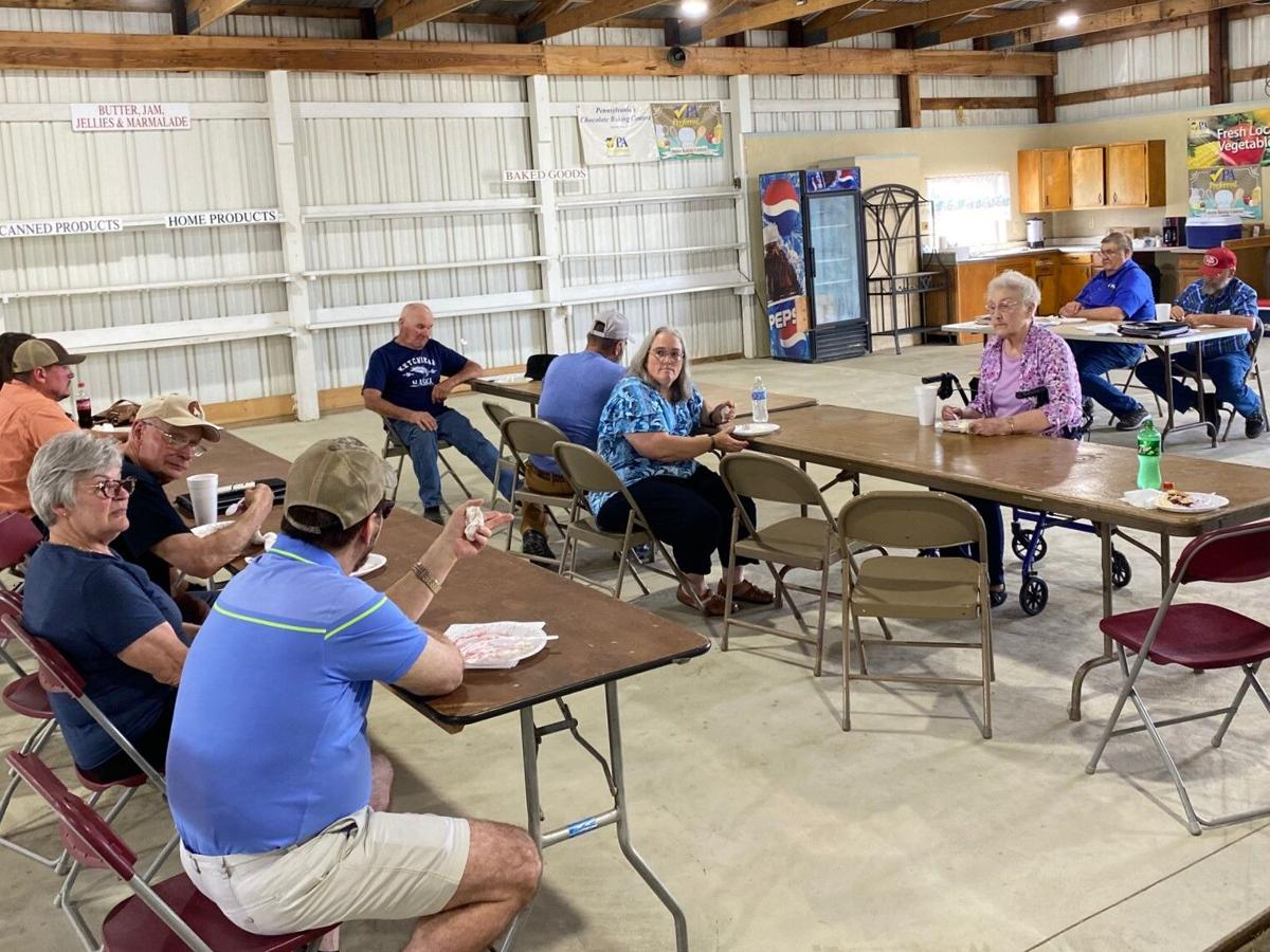 Elk Farm Bureau May Meeting