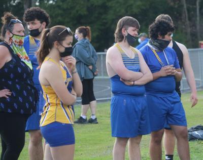 Johnsonburg track team hosts Kane and Elk County Catholic today