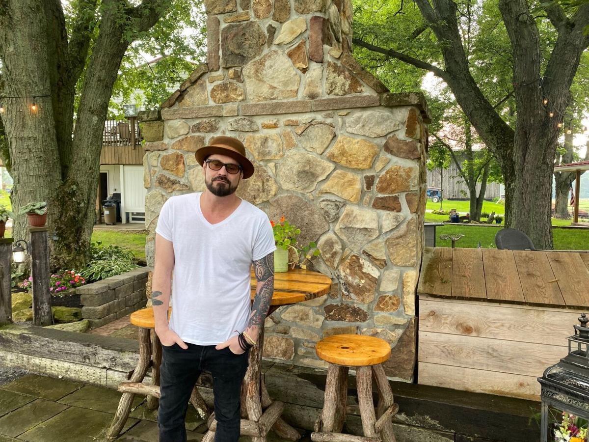 Chicago musician Jam Alker