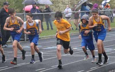 Jr. High Elk County Meet moved to Tuesday