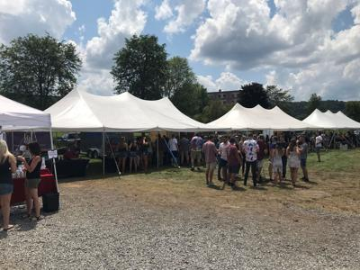 The last Tasting in the Wilds was held in 2019 but was canceled last year due to COVID-19.