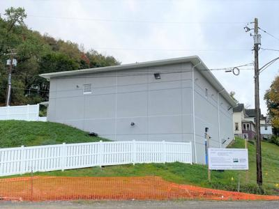The new JMA water plant